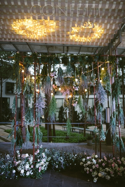 Confetti-real-wedding-Herbal of love-Decoration (40)