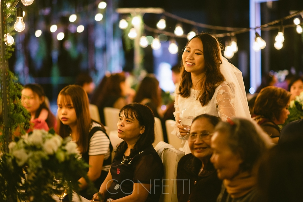 Confetti-real-wedding-Herbal of love-Vows dinner (2)