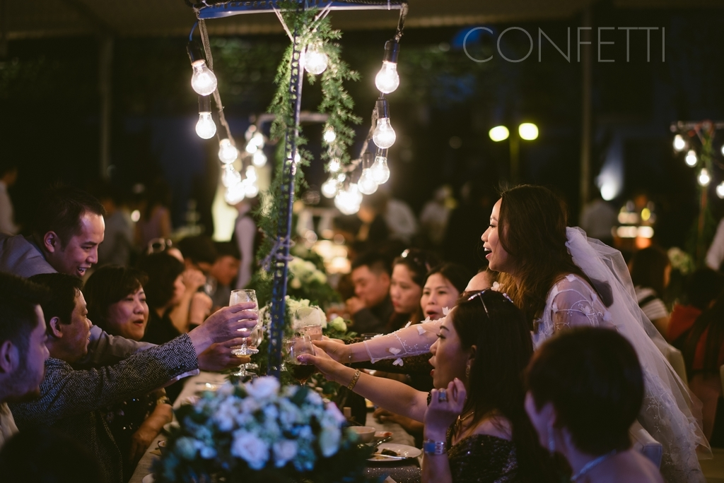 Confetti-real-wedding-Herbal of love-Vows dinner (31)